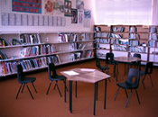 Bushmead Juniors Library May 2002